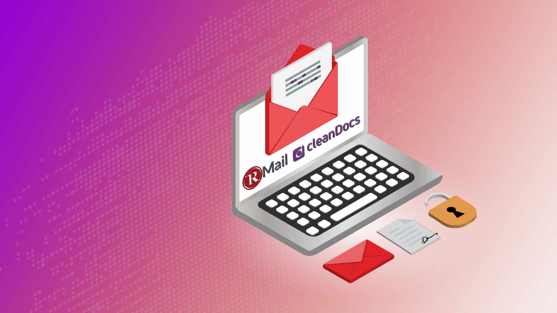 cleanDocs and RMail integration explained