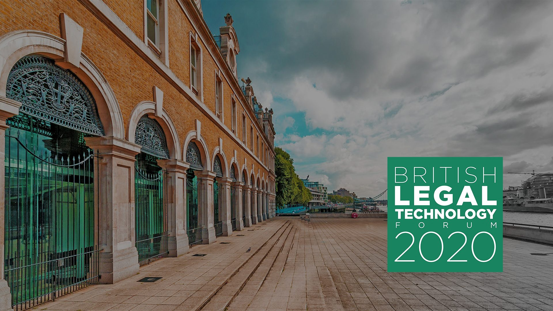 We're exhibiting at Europe's Largest Legal Technology Conference and Exhibition
