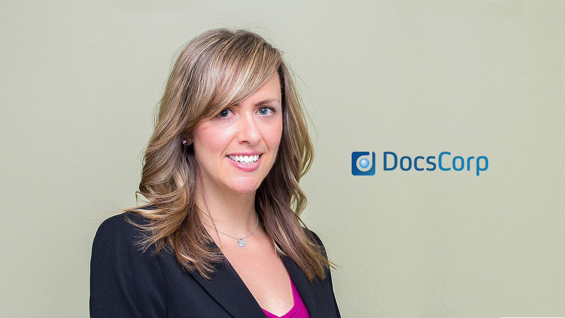 Maggie Smith is appointed DocsCorp Sales Director for Central and Southern states