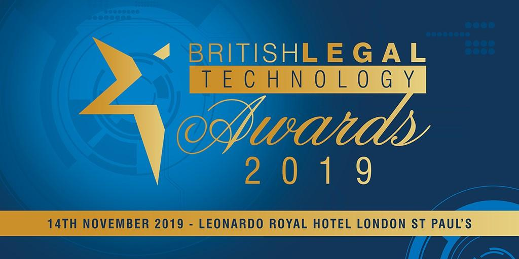 DocsCorp is a 'Supplier of the Year' finalist at the British Legal Technology Awards 2019